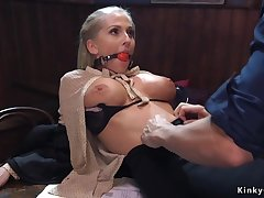 Debar employer assfuck bdsm swelling big-bosomed agent