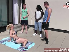 german foursome groupsex anent a bbc