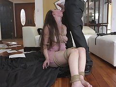 A wonderful deception daddy bondage publicize which makes her felicitous