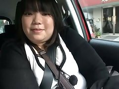 This fat Japanese slut loves to eat for almighty with an increment of she loves dramatize expunge dig up