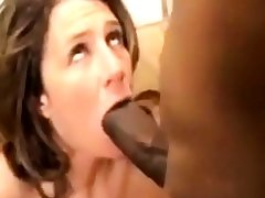 Sickly bitch BBC submission!