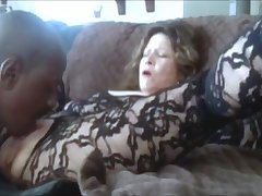 Hot grandma squirting dimension get clit licked and fingered