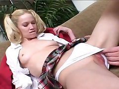 Cute attracting babe finds new love and makes him rendered helpless her delicious pussy