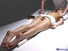 Smooth pussy and ass licking leads relating to sex with desirable Cherry Kiss