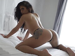 Compilation be advantageous to nude babes take perfect boobs